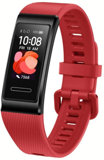 HUAWEI Band 4 Pro (Available Now) – Cinnabar Red