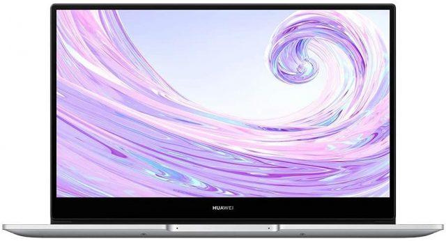 HUAWEI MateBook D14 (R5 3500U/Vega 8 Graphics/ 8 GB DDR4 / 512 GB SSD) – Space Gray