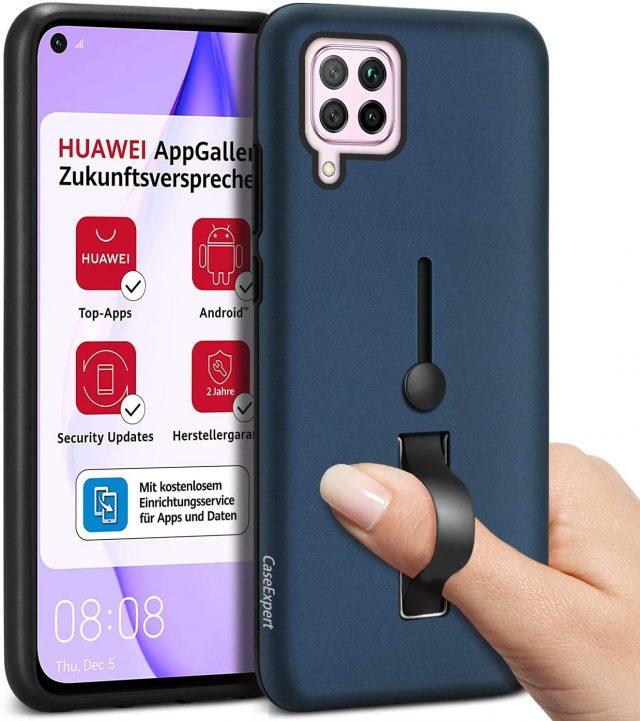 Huawei Nova 7i (Dual SIM 4G, 48MP, 128GB/8GB) – Midnight Black