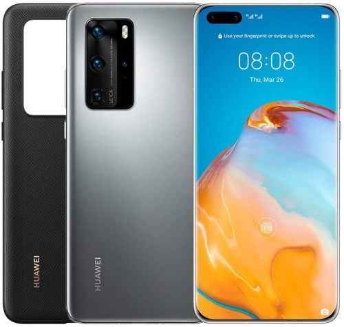 HUAWEI P40 Pro 5G 256GB – Sliver Frost